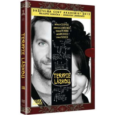 Film/Romantický - Terapie láskou/Knižní edice (DVD)