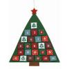 City-Illumination, VD-DH9841100, Adventní kalendář - stromeček, vánoční