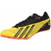 Sprinterské tretry Adidas Sprint Star 4 M černá&žlutá SKLADEM