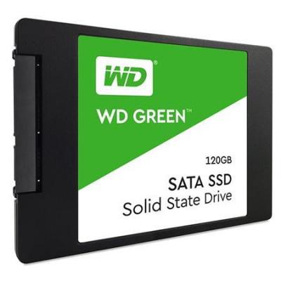 WD GREEN SSD 3D NAND WDS120G2G0A 120GB SATA/600 - WDS120G2G0A