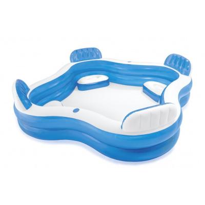 Intex Bazén 56475 s opěradly 2,29 x 2,29 x 0,66 m