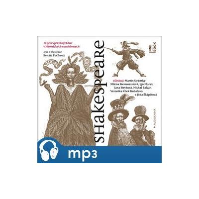 Shakespeare, mp3 - Renáta Fučíková