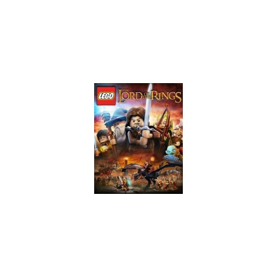 LEGO Lord of the Rings - digitálny produkt