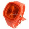 2f2fc094d GNT Moderní silikonové hodinky JELLY - červené