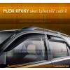 Deflektory na Dodge Caliber, 5dv., r.v. 06-, + zadní (Dodge - ofuky skel)