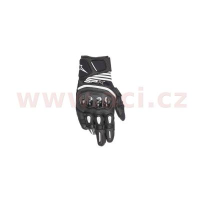 rukavice SP X AIR CARBON V2, ALPINESTARS (černá) 3XL
