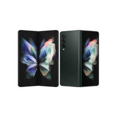 Mobilní telefon Samsung Galaxy Z Fold3 512 GB 5G (SM-F926BZGGEUE) zelený