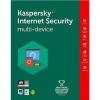Kaspersky Internet Security multi-device 2015 pro 5 zařízení na 12 měsíců (KL1941OBEFS-5MCZ) + ZDARMA Poukaz Elektronický dárkový poukaz Alza.cz k produktům Kaspersky na nákup sortimentu Alza v hodnot