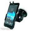 HAICOM flexibilní rameno s přísavkou na sklo + držák pro Sony Xperia Z