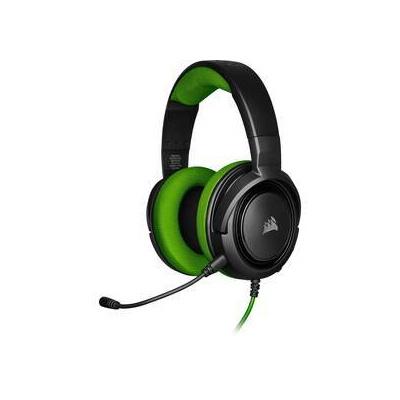 Headset Corsair HS35 (CA-9011197-EU) černý/zelený
