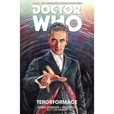 Doctor Who - Dvanáctý Doktor: Terorformace