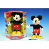 Mickey Mouse plyš 32cm česky mluvící a zpívající na baterie v krabičce