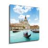 WEBLUX svítící LED Obraz 46564077 - Grand Canal and Basilica Santa Maria della Salute, Venice, Italy