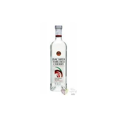 "Bacardi "" Torched cherry "" cherry & aloe vera flavored Cuban rum 32% vol. 0.70 l"