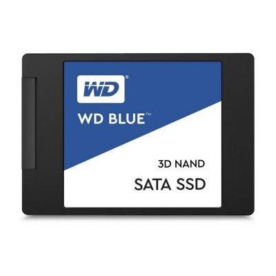 "WD Blue 500GB SSD 2.5"", 3D NAND, SATA III, 560R/530W; WDS500G2B0A"