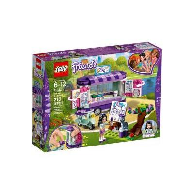 LEGO 41332 Emma a umělecký stojan