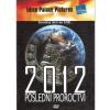 2012: Poslední proroctví - DVD