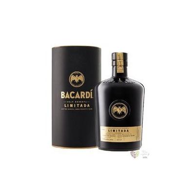 "Bacardi Grand reserva "" Limitada "" aged Cuban rum 40% vol. 1.00 l"