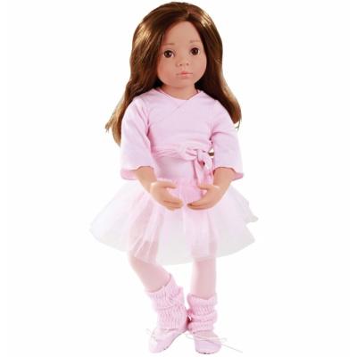 Götz panenka Sophie (9-kloubová stojící panenka, 50cm vysoká, hnědé vlasy a hnědé oči, z kolekce HAPPY KIDZ )