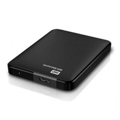 WD Elements Portable 1TB Black WDBUZG0010BBK-WESN
