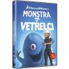 Film/Animovaný - Monstra vs. Vetřelci (DVD)