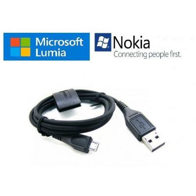 Datový kabel USB pro Microsoft 535 Lumia Dual SIM - ORIGINÁL Nokia