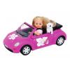 Simba Panenka Steffi Love - Evička s autem New Beetle.