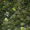 Umělý živý plot Hedera acer - listy břečťanu s listy tříprstého tvaru výška role 1,5m