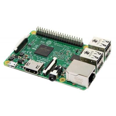 Raspberry Pi 3 mikropočítač Model B