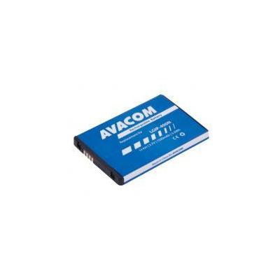 Baterie do mobilu LG P500 Optimus One Li-Ion 3,7V 1500mAh (náhrada za LGIP-400N)