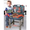 Dílna pro děti, nářadí, ponk, elektrická vrtačka