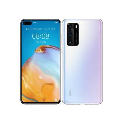 Mobilní telefon Huawei P40 (HMS) 5G (SP-P40128DSWOM) bílý