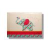 Fotoalbum na růžky Goldbuch 22x16cm ELEFANT červený