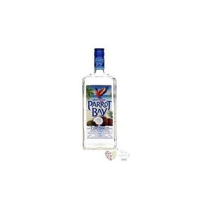 """Captain Morgan Parrot Bay """" Coconut """" Puerto Rican rum liqueur 20% vol. 1.00 l"""