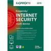 Kaspersky Internet Security multi-device 2015 pro 3 zařízení na 12 měsíců (KL1941OBCFS-5MCZ) + ZDARMA Poukaz Elektronický dárkový poukaz Alza.cz k produktům Kaspersky na nákup sortimentu Alza v hodnot