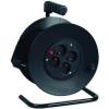 PremiumCord prodlužovací kabel 230V, 25m na bubnu, 4 zásuvky, 1,5mm2 - ppb-01-25