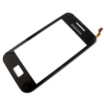 Samsung S5830i Galaxy Ace dotyková deska + Black sklíčko lcd