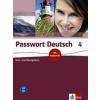 Passwort Deutsch 4 - Učebnice + CD (5dílný) - Albrecht U., Dane D., Fandrych Ch.