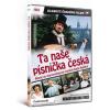 Ta naše písnička česká (DVD) (REVUE ZE STAROPRAŽSKÝCH PÍSNIČEK KARLA HAŠLERA)