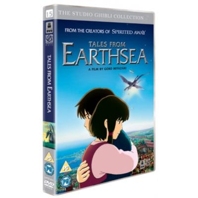 Tales from Earthsea (Goro Miyazaki) (DVD)