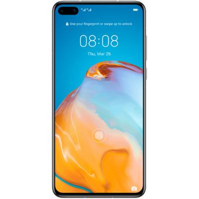 Huawei P40 (HMS) 128 GB bílý (CZ distribuce)