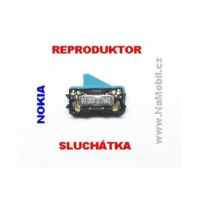 Reproduktor pro Nokii, sluchátko na Nokia X3-02 Touch and Type - ORIGINÁL repráček sluchátka
