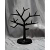 Stojánek černý na šperky strom