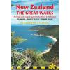Nový Zéland (New Zealand) the great walks průvodce 2nd 2009 Trailblazer