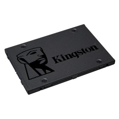 "Kingston SSD 480GB A400 SATA III 2.5"" TLC 7mm (čtení/zápis: 500/450MB/s) SA400S37/480G"