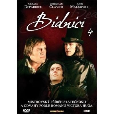 Bídníci 4: DVD