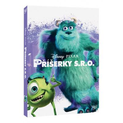 Film/Animovaný - Příšerky s.r.o. (DVD)