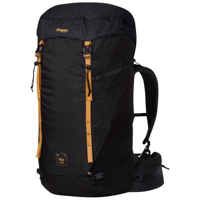 Dámský lehký outdoorový batoh Bergans Helium V5 W 55L Černá 55L