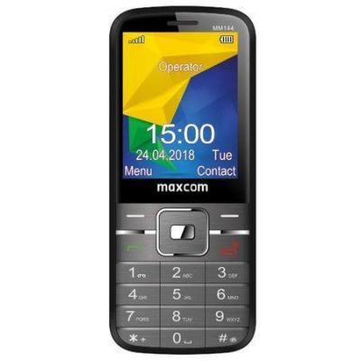 Mobilní telefon MAXCOM Classic MM144, CZ lokalizace