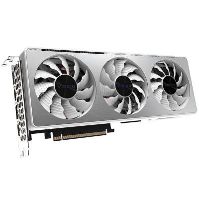 GIGABYTE GeForce RTX 3070 VISION OC 8G Grafická karta, PCI-E, 8GB GDDR6, 2x HDMI, 2x DisplayPort, aktivní GV-N3070VISION OC-8GD